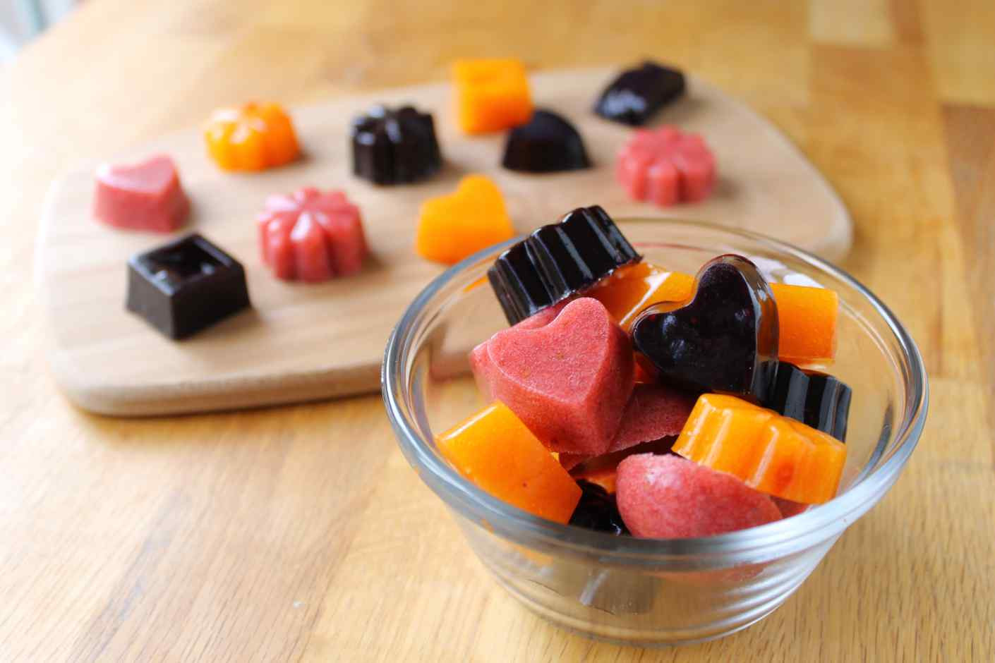 Healthy Homemade Snacks  homemade chewy fruit snacks recipe story of a kitchen