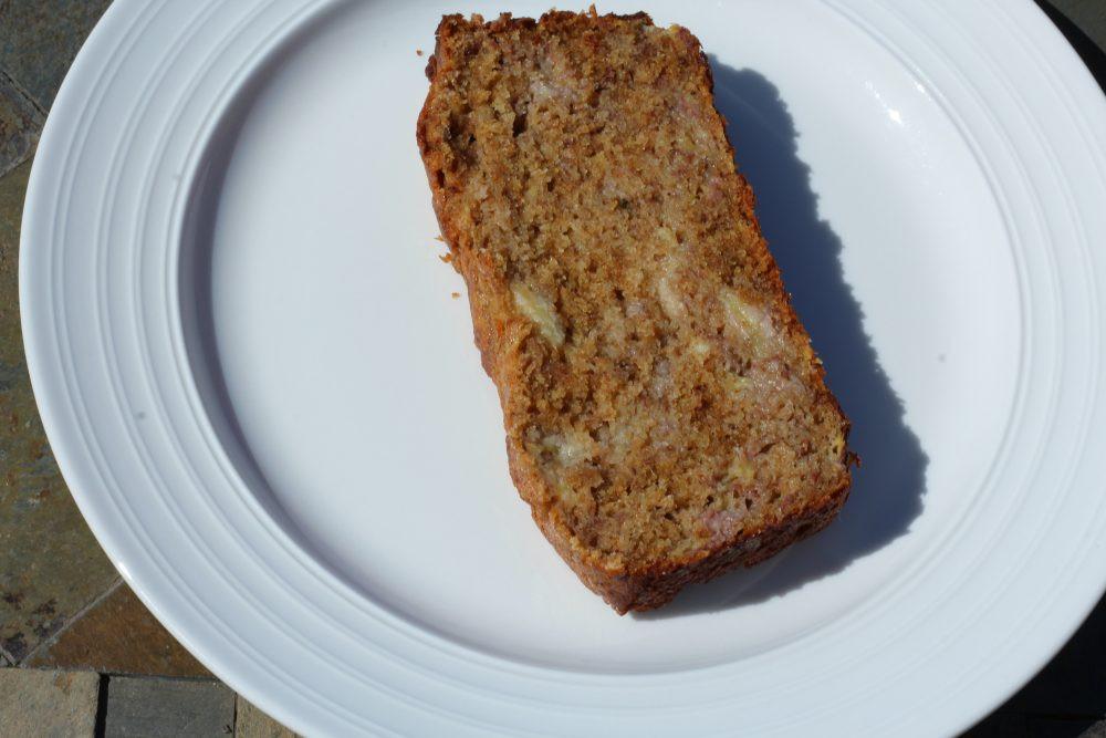 Healthy Homemade Whole Wheat Bread Recipe  Healthier Moist Whole Wheat Banana Bread Recipe • A Family