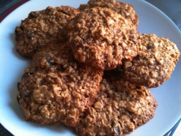 Healthy Honey Oatmeal Cookies  Healthy Honey Oatmeal Cookies Recipe Food