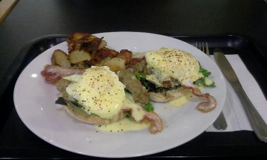 Healthy Hot Breakfast  Healthy & delicious hot breakfast in morning Picture of