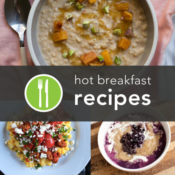 Healthy Hot Breakfast  5 Hearty Warming Hot Breakfasts From Around the Web