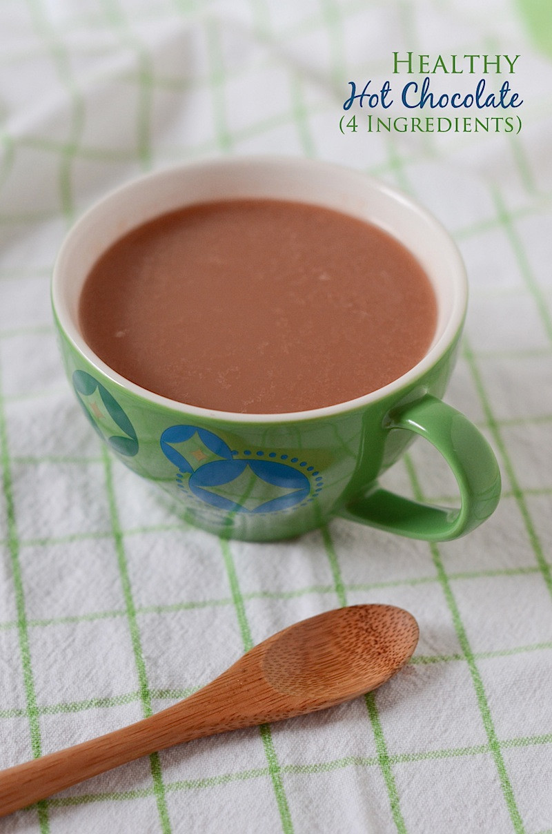 Healthy Hot Chocolate the top 20 Ideas About Healthy Hot Chocolate Recipe Clean Eats the Chic Life