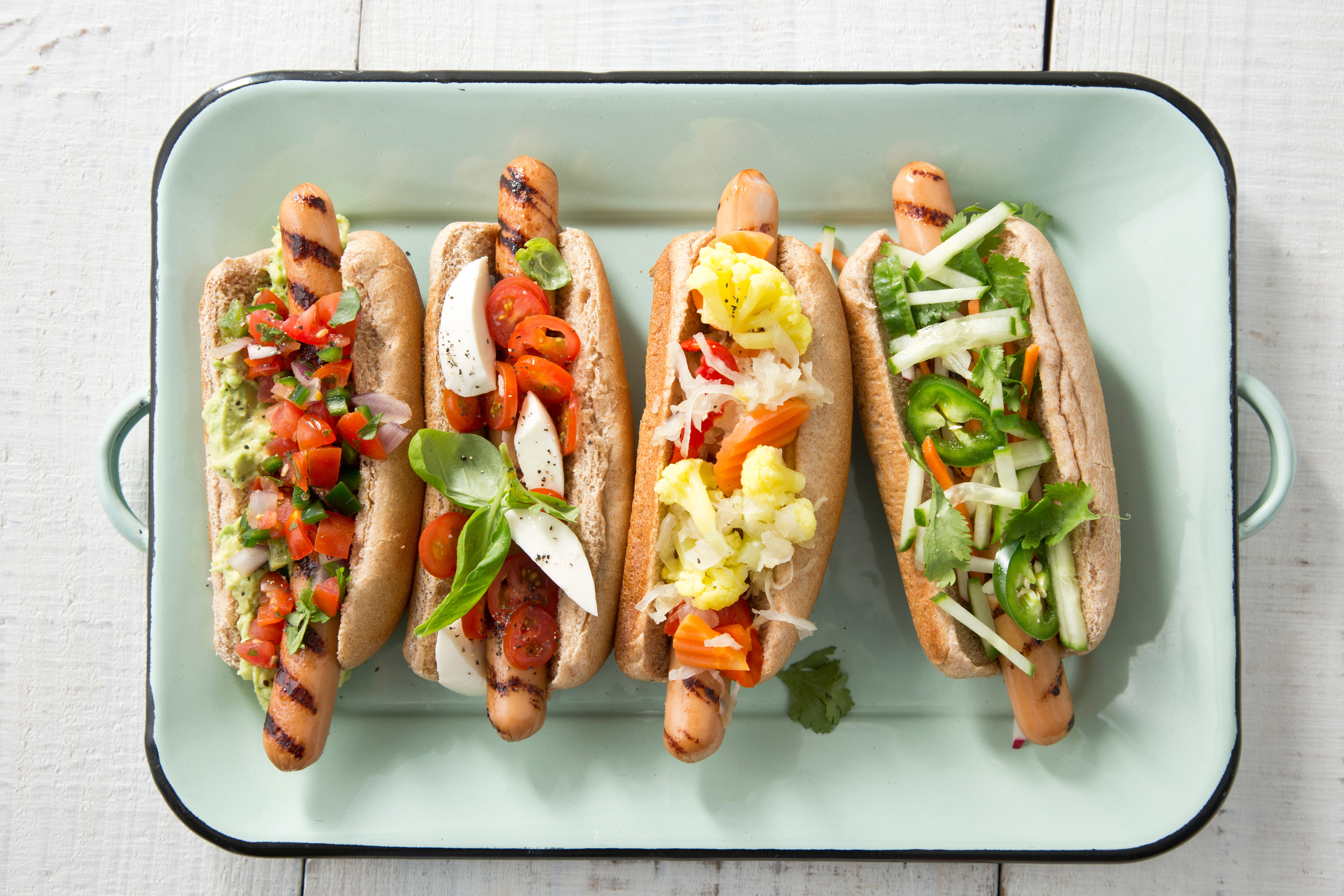Healthy Hot Dogs  4 Options for Healthy Hot Dogs