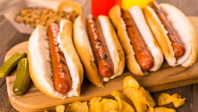 Healthy Hot Dogs  Gross You don t even want to know what they found in your