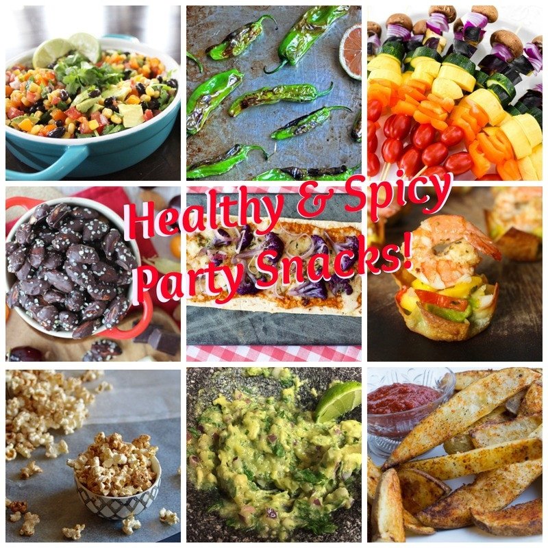 Healthy Hot Snacks  Dietitian Approved Healthy Party Snacks Lone Star Nutrition