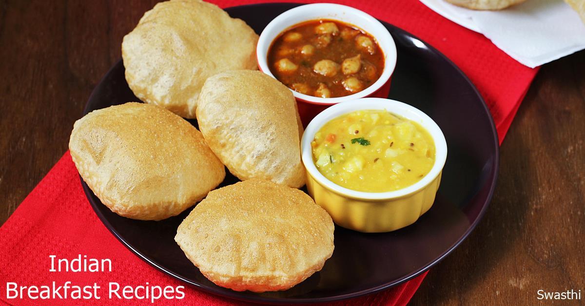 Healthy Indian Breakfast  Breakfast Recipes 250 Indian breakfast recipes