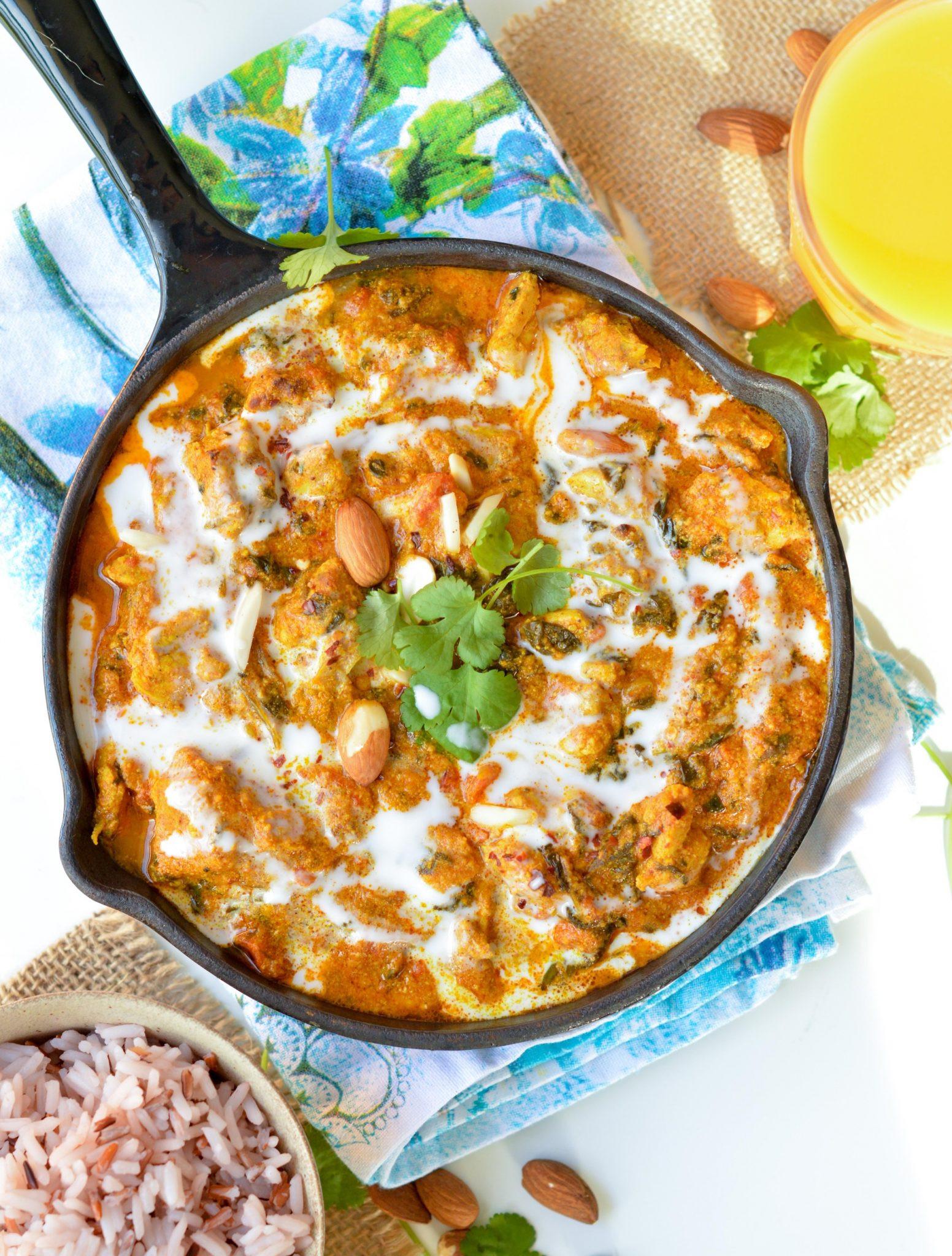 Healthy Indian Chicken Recipes  Healthy Chicken Tikka Masala Greek Yogurt marinade