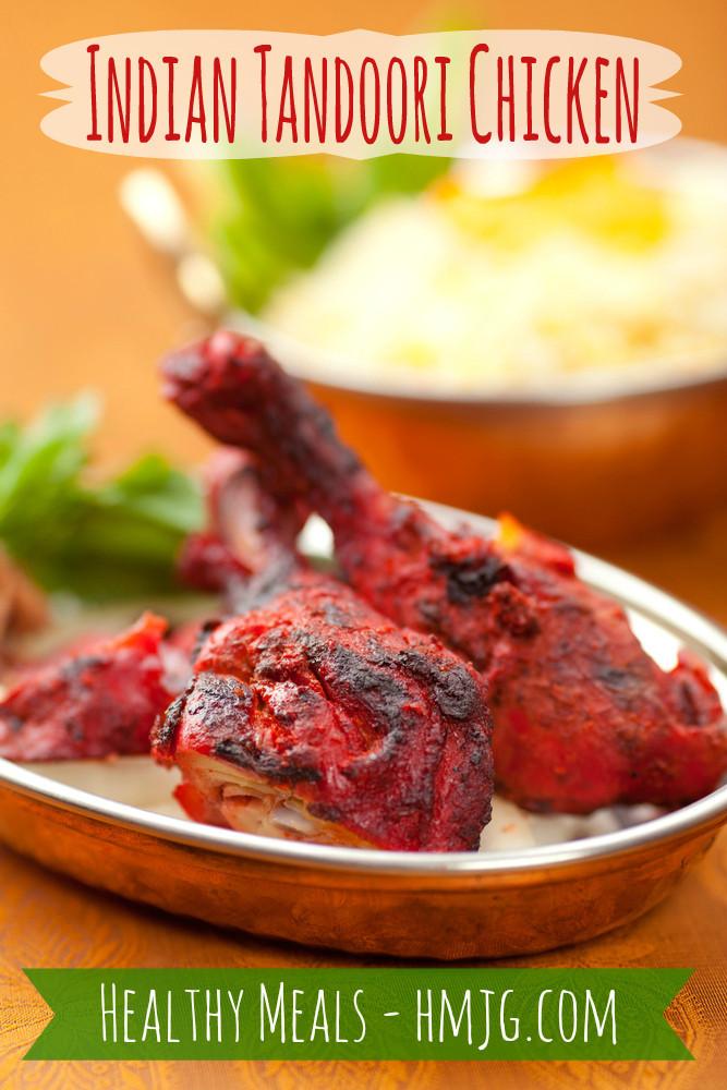 Healthy Indian Chicken Recipes  Healthy Indian Tandoori Chicken