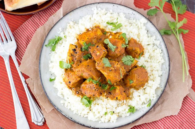 Healthy Indian Chicken Recipes  Crockpot Indian Butter Chicken Easy & Healthy Simple