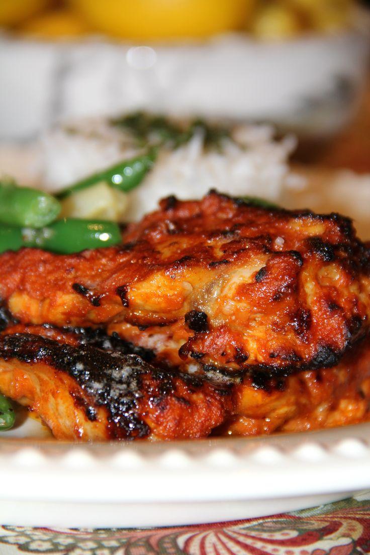 Healthy Indian Chicken Recipes  healthy tandoori chicken recipe