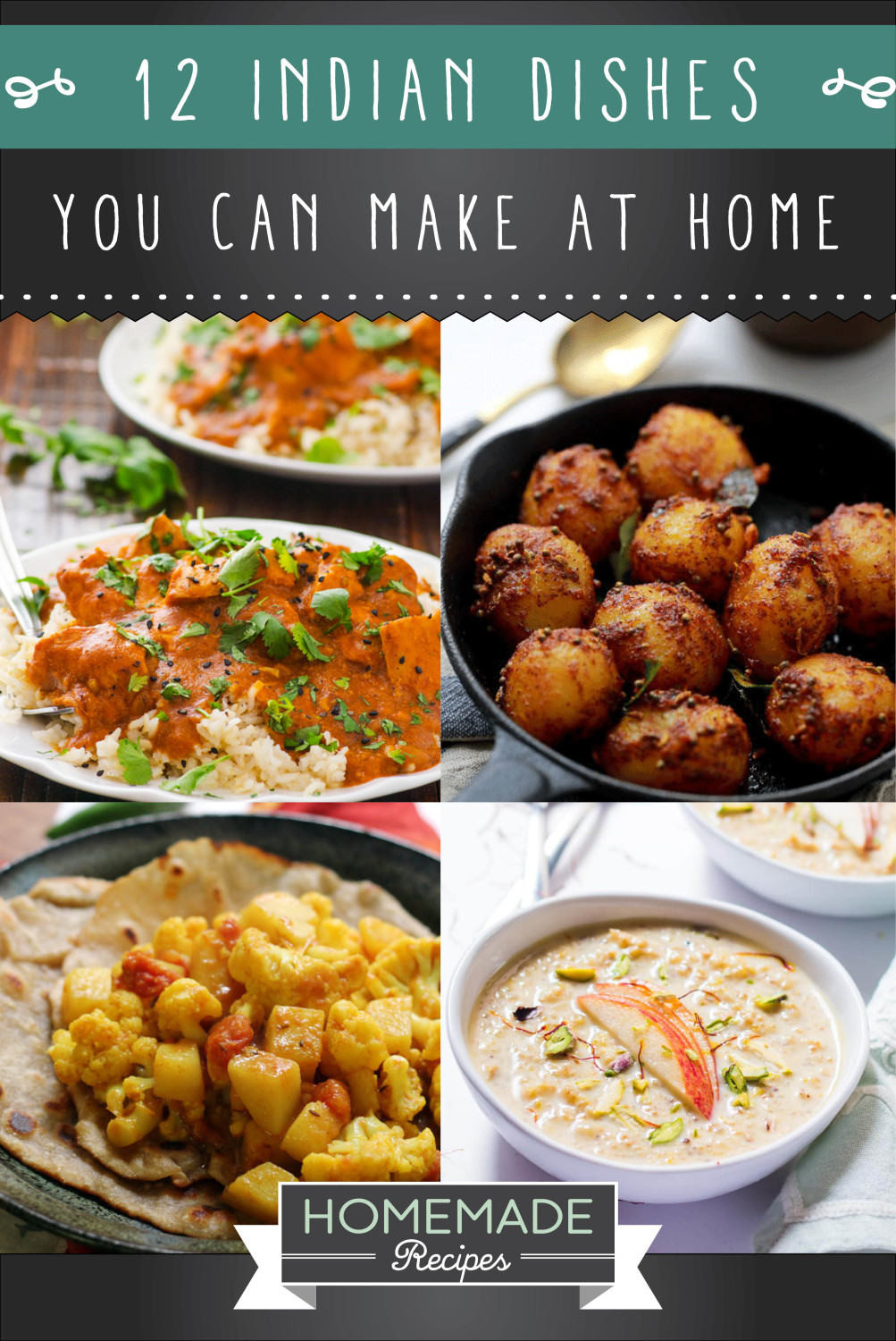 Healthy Indian Food Recipes  12 Healthy Indian Recipes You Can Make At Home