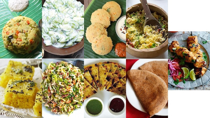 Healthy Indian Snacks  9 Healthy Low Calorie Indian Snacks