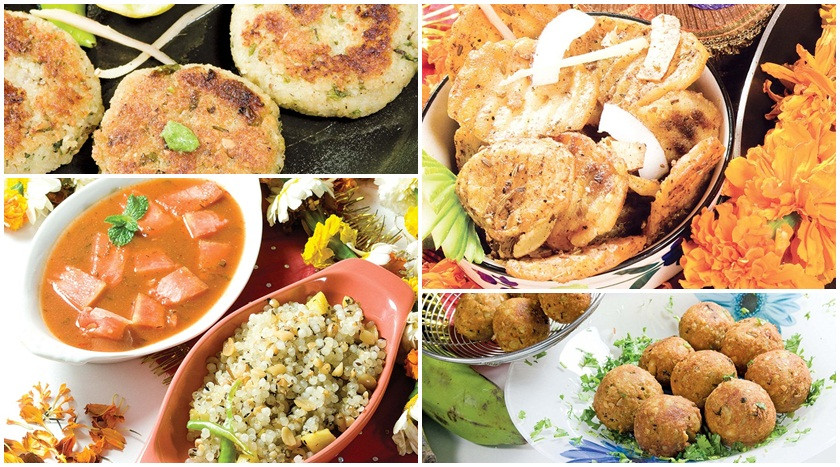 Healthy Indian Vegetarian Recipes  5 ve arian recipes that are healthy and light