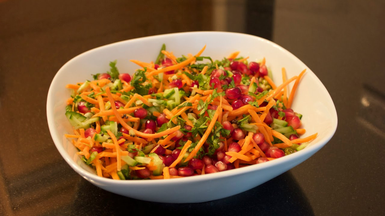 Healthy Indian Vegetarian Recipes  Healthy Sprouts Salad Recipe Vegan Indian Indulgent