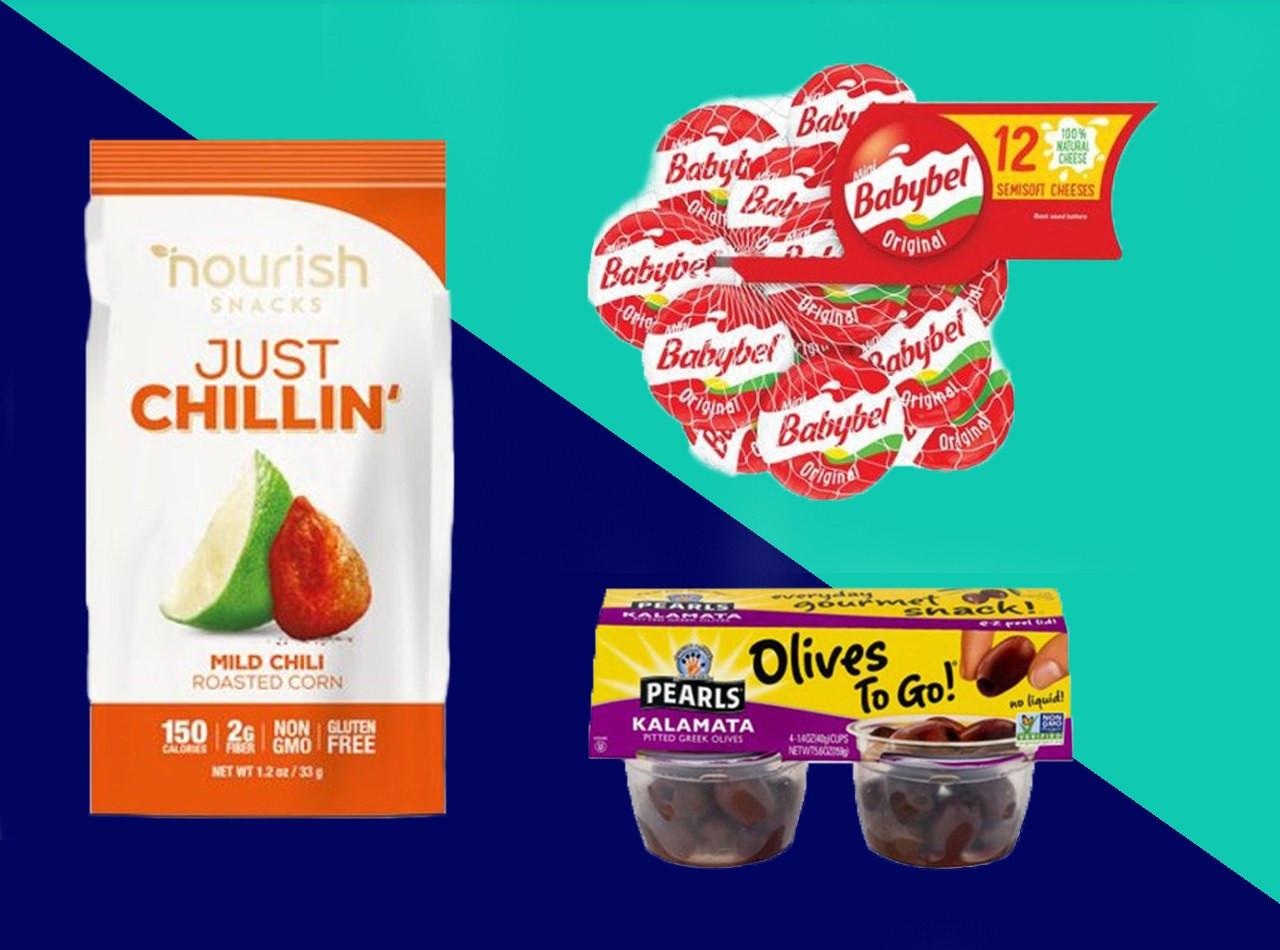 Healthy Individual Snacks  The 11 Best Healthy Packaged Snacks at Walmart