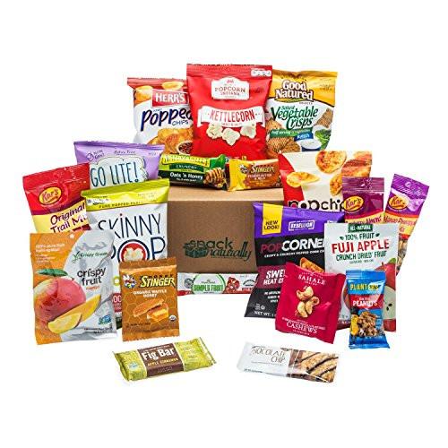 Healthy Individual Snacks  Healthy Snack Packs Amazon