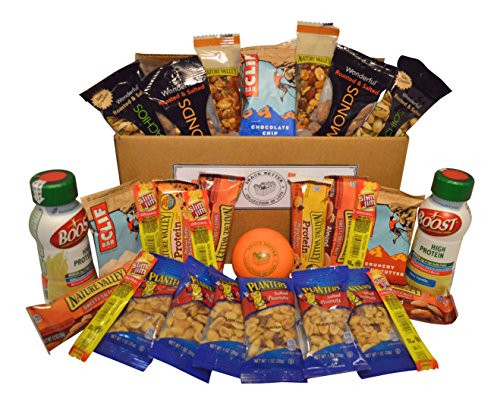 Healthy Individually Packaged Snacks  Healthy Snacks