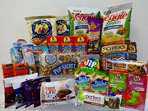Healthy Individually Wrapped Snacks  Healthy Snacks Individually Wrapped In a By