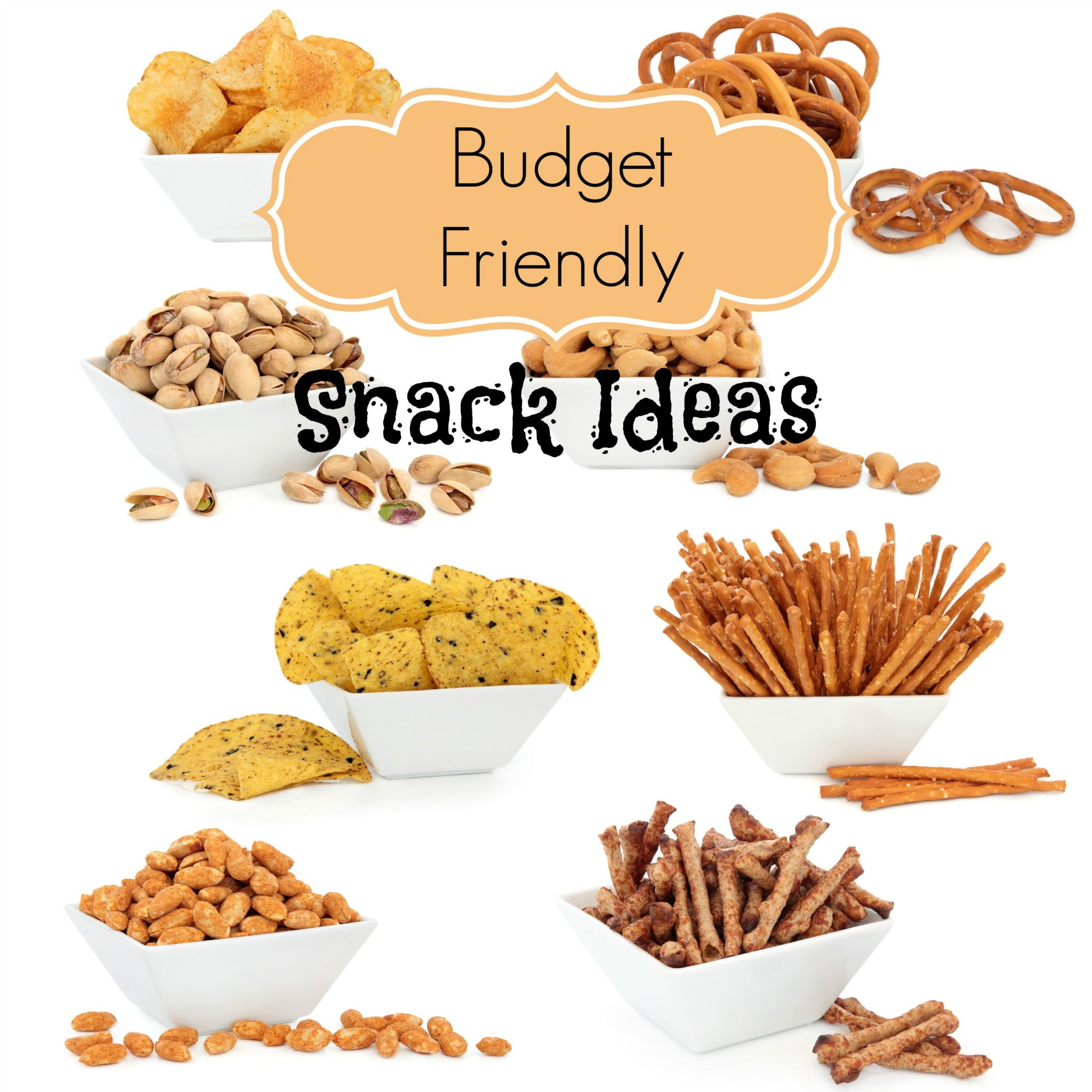 Healthy Inexpensive Snacks  Snack Ideas on a Bud Around My Family Table