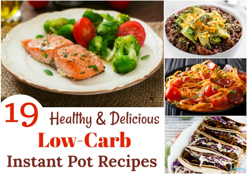 Healthy Instant Pot Recipes Low Carb  19 Healthy & Delicious Low Carb Instant Pot Recipes