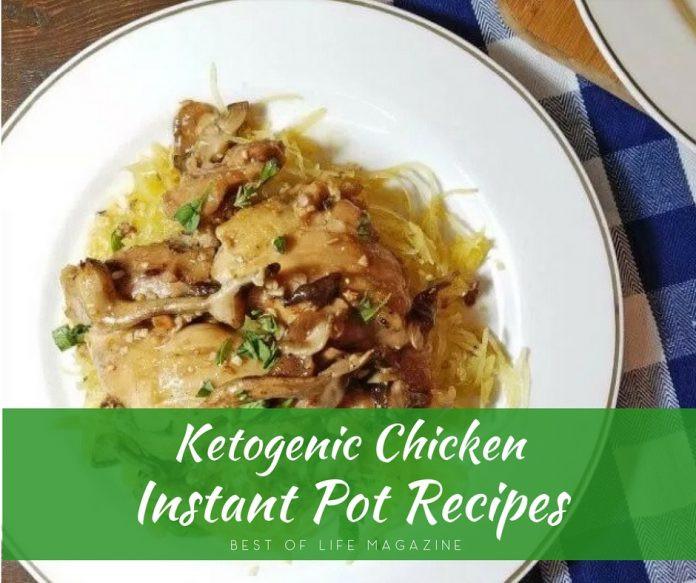 Healthy Instant Pot Recipes Low Carb  Instant Pot Keto Chicken Recipes Low Carb Recipes Best