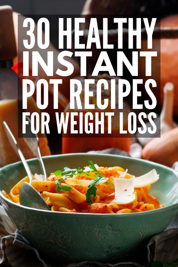 Healthy Instant Pot Recipes Low Carb  30 Low Carb Healthy Instant Pot Recipes for Weight Loss