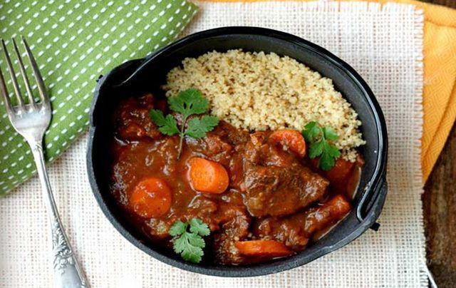 Healthy Irish Recipes  A hearty healthy Irish lamb stew recipe