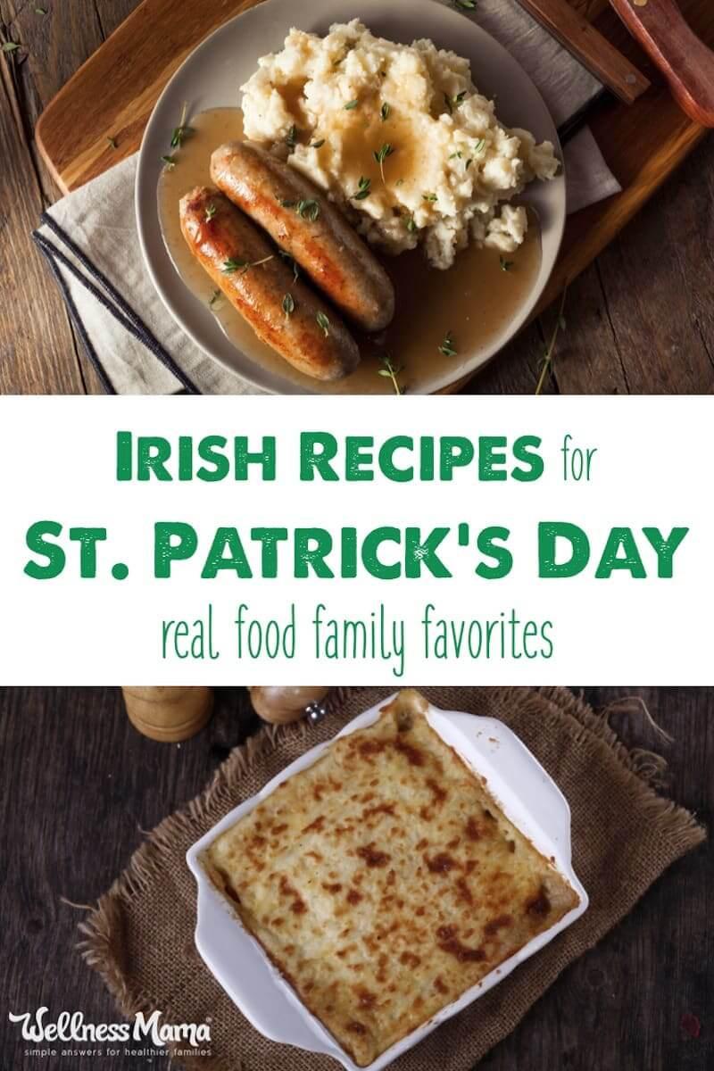 Healthy Irish Recipes  Healthy Irish Recipes for St Patrick s Day