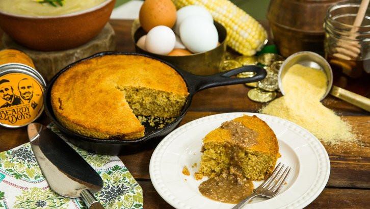 Healthy Irish Recipes  Recipes Home & Family Healthy Irish Corn Bread
