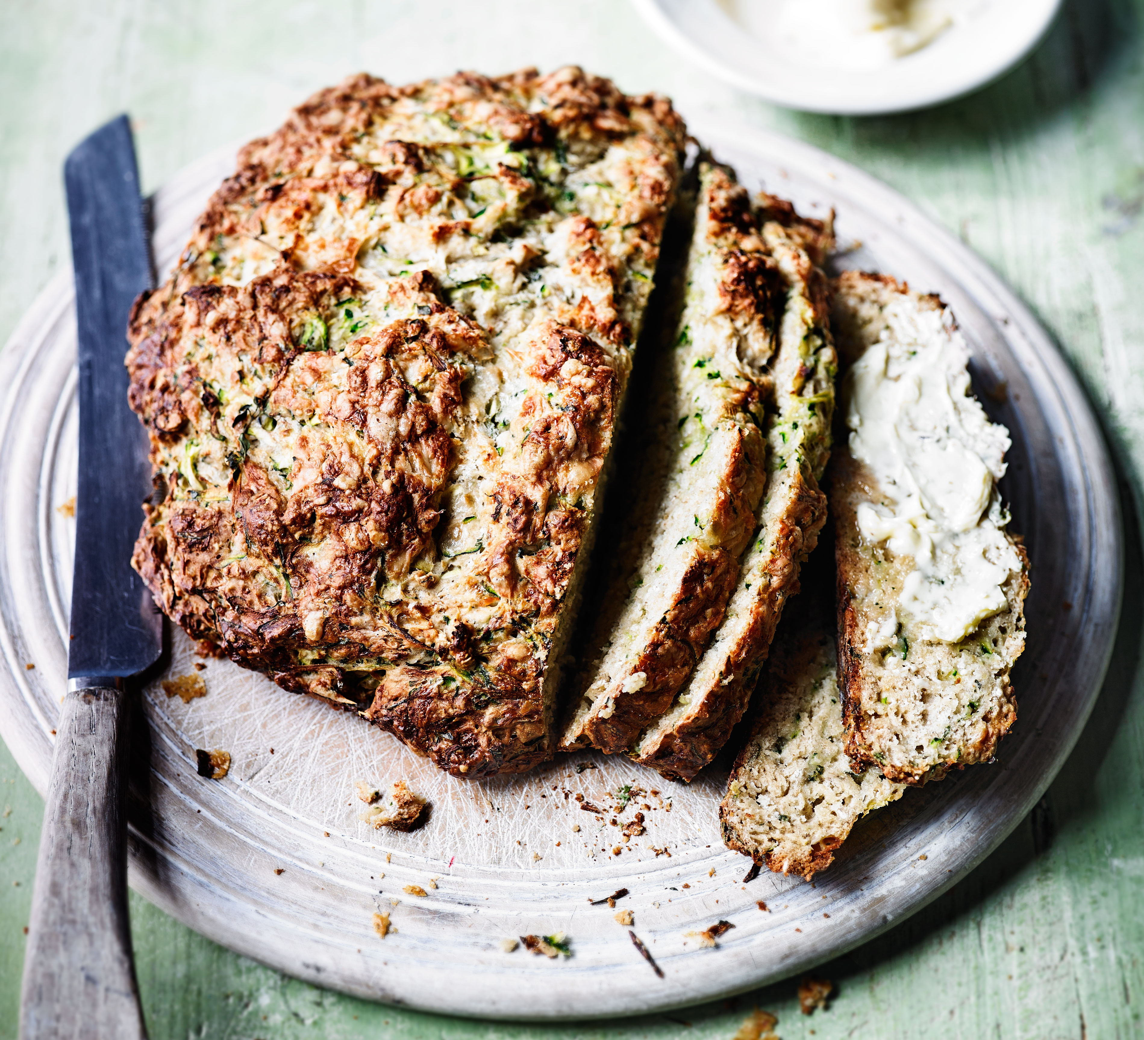 Healthy Irish Soda Bread  Cour te & cheddar soda bread