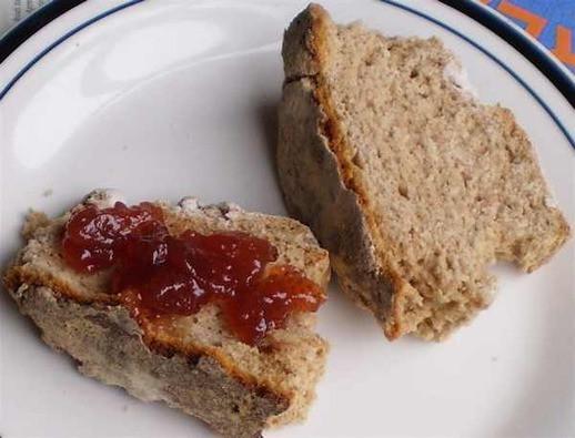 Healthy Irish Soda Bread  Healthy & Delicious Whole Wheat Irish Soda Bread
