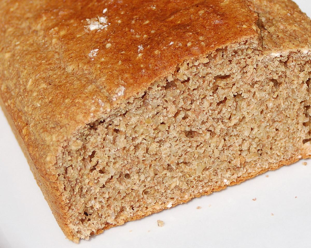 Healthy Irish Soda Bread  Bread