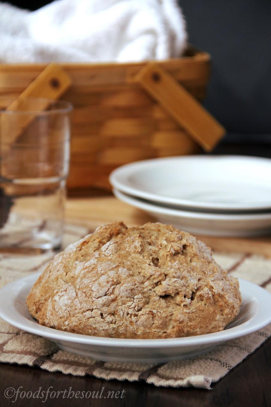 Healthy Irish Soda Bread  Irish Soda Bread