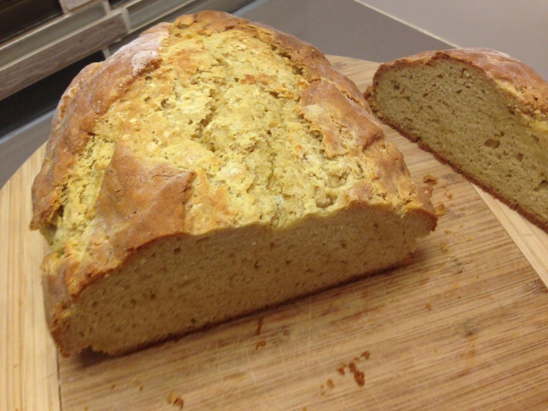 Healthy Irish Soda Bread  Veg with an Edge Easy and healthy Irish soda bread