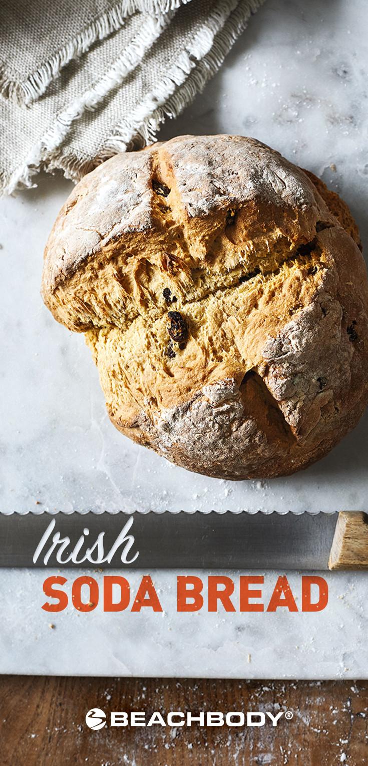Healthy Irish Soda Bread Recipe  Irish Soda Bread