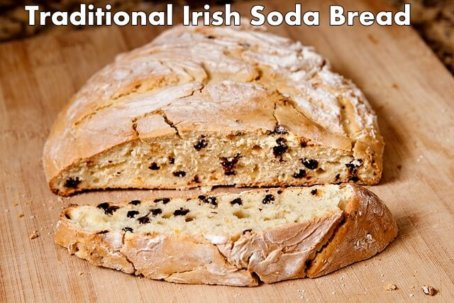 Healthy Irish Soda Bread Recipe  Traditional Irish Soda Bread Healthy Recipes SelfGrowth