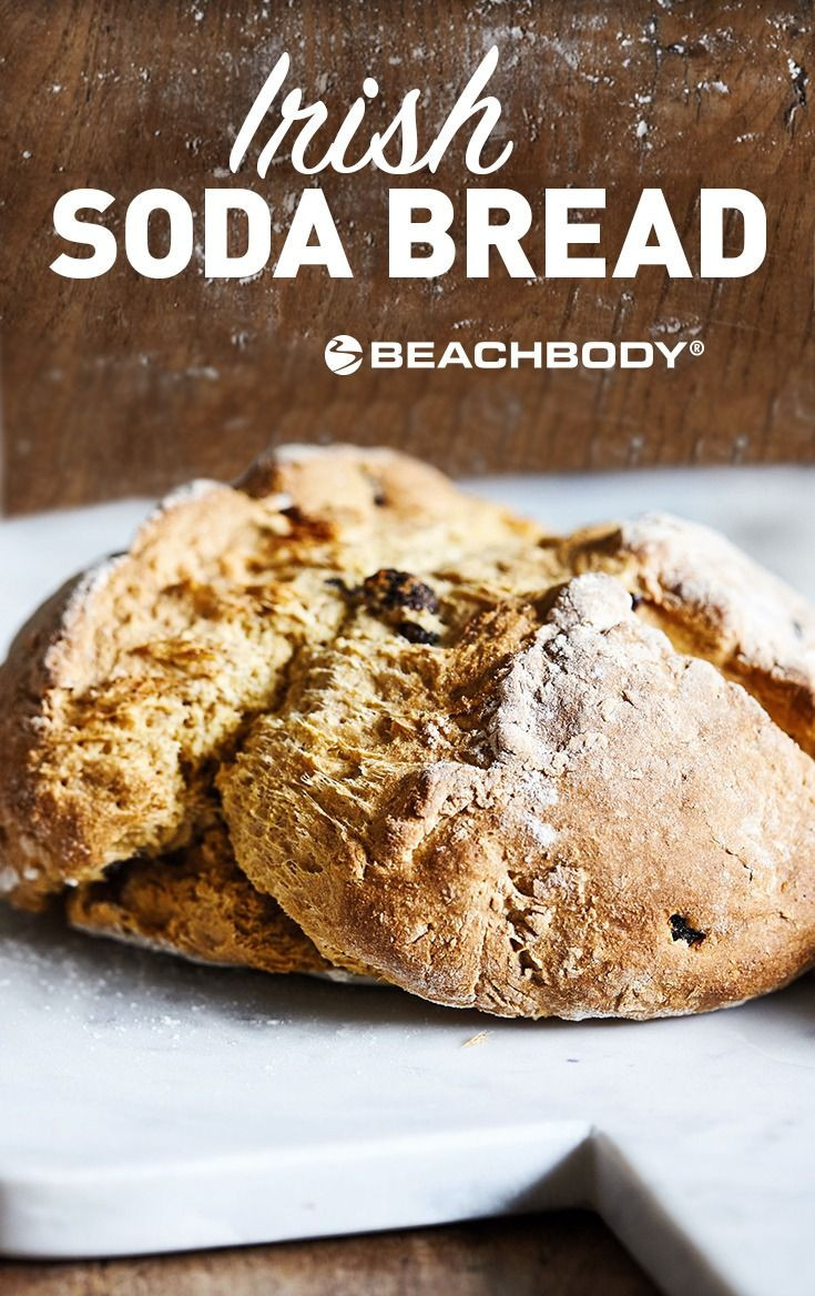 Healthy Irish Soda Bread Recipe  837 best images about Healthy Recipes on Pinterest