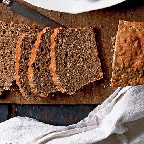 Healthy Irish Soda Bread Recipe  Brown Soda Bread St Patrick s Day Feast Cooking Light