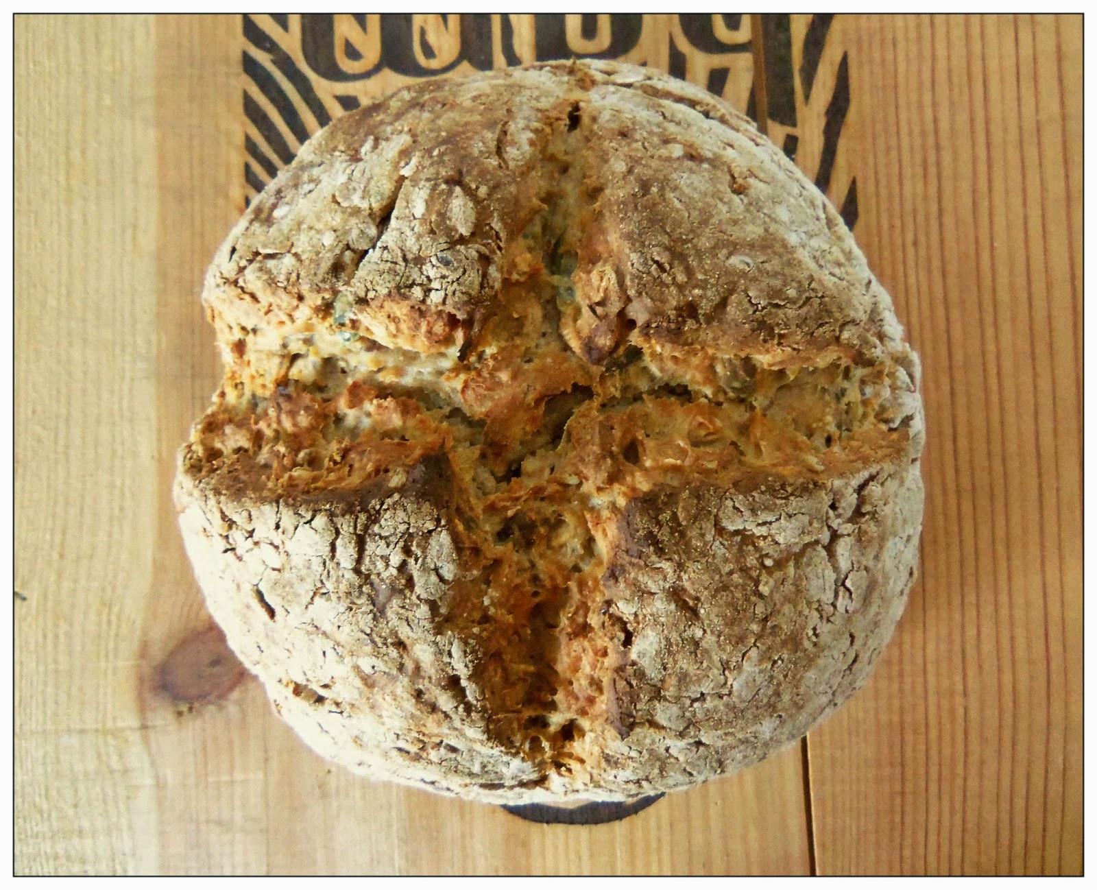 Healthy Irish Soda Bread Recipe  You ve Got Meal Irish Soda Bread Simple Homemade