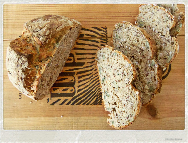 Healthy Irish Soda Bread  You ve Got Meal Irish Soda Bread Simple Homemade