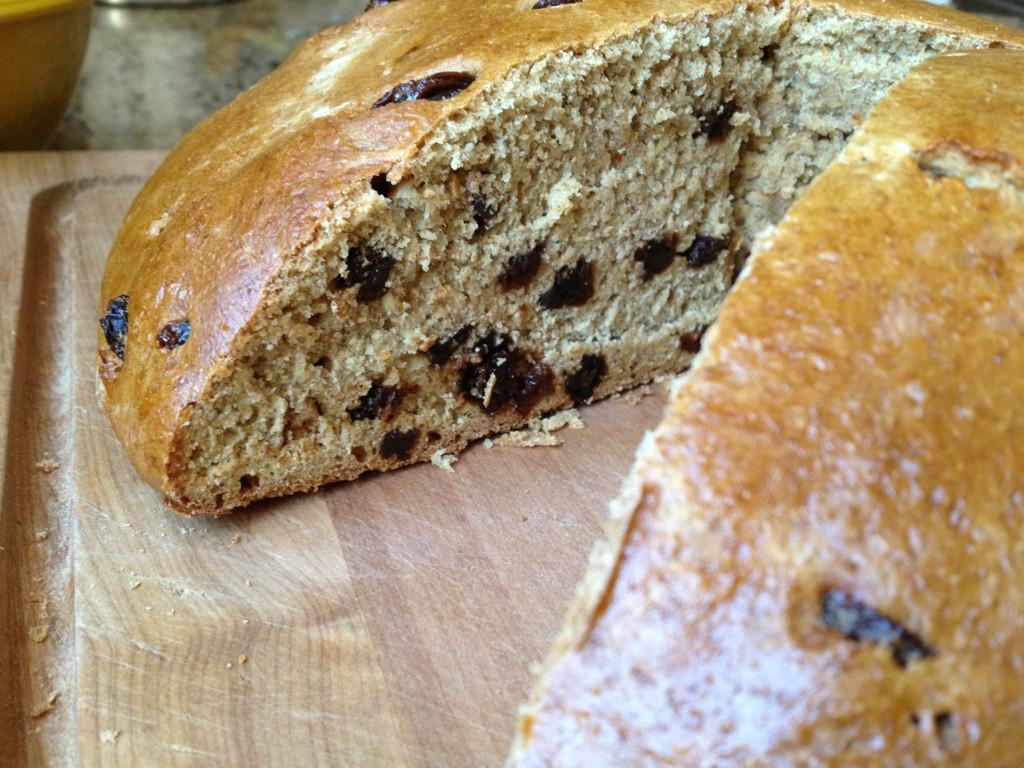 Healthy Irish Soda Bread  A Healthy Makeover Irish Soda Bread