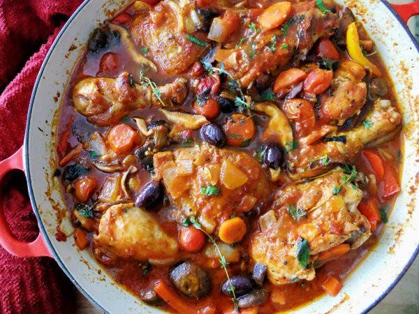 Healthy Italian Chicken Recipes  Easy Healthy Dinner Ideas For Weight Loss Latest Style