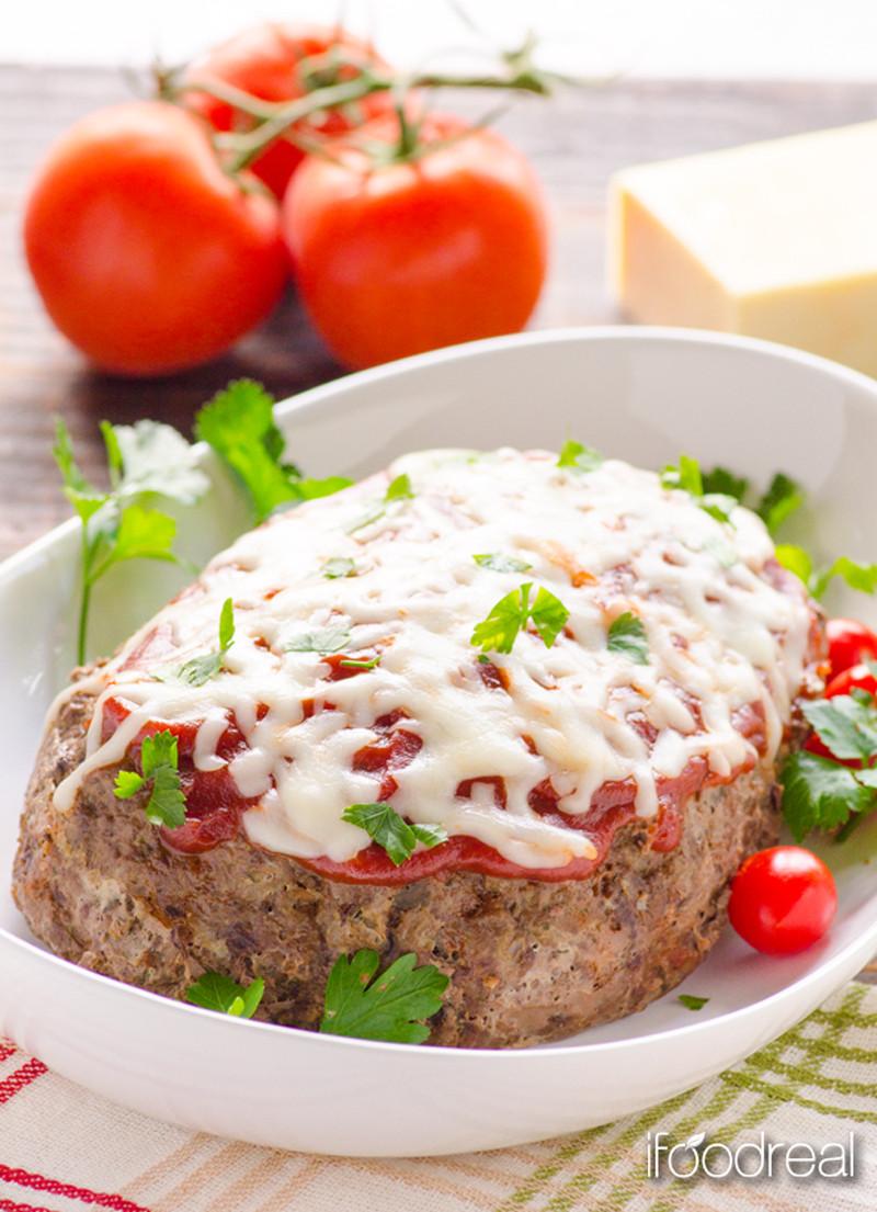 Healthy Italian Recipes  crock pot italian zucchini meatloaf guest post Healthy