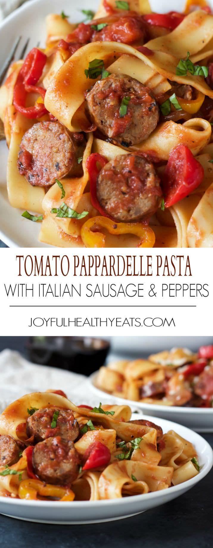 Healthy Italian Sausage Recipes  100 Italian Sausage Recipes on Pinterest