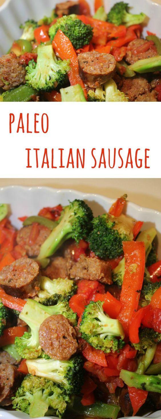 Healthy Italian Sausage Recipes  Italian Sausage Stir fry Recipe