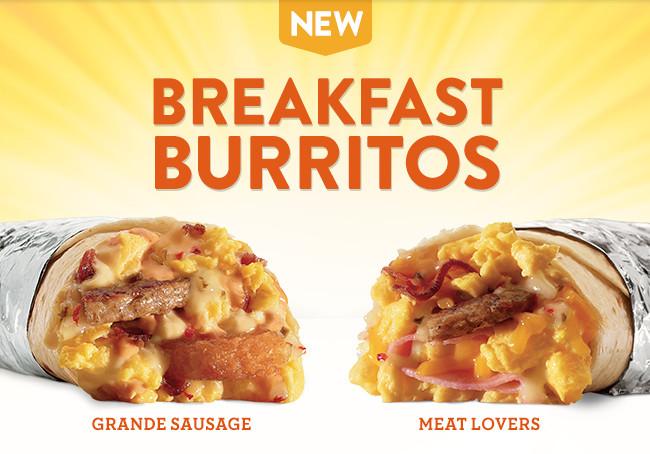Healthy Jack In The Box Breakfast  Buy 1 Get 1 Free Breakfast Burrito at Jack in the Box