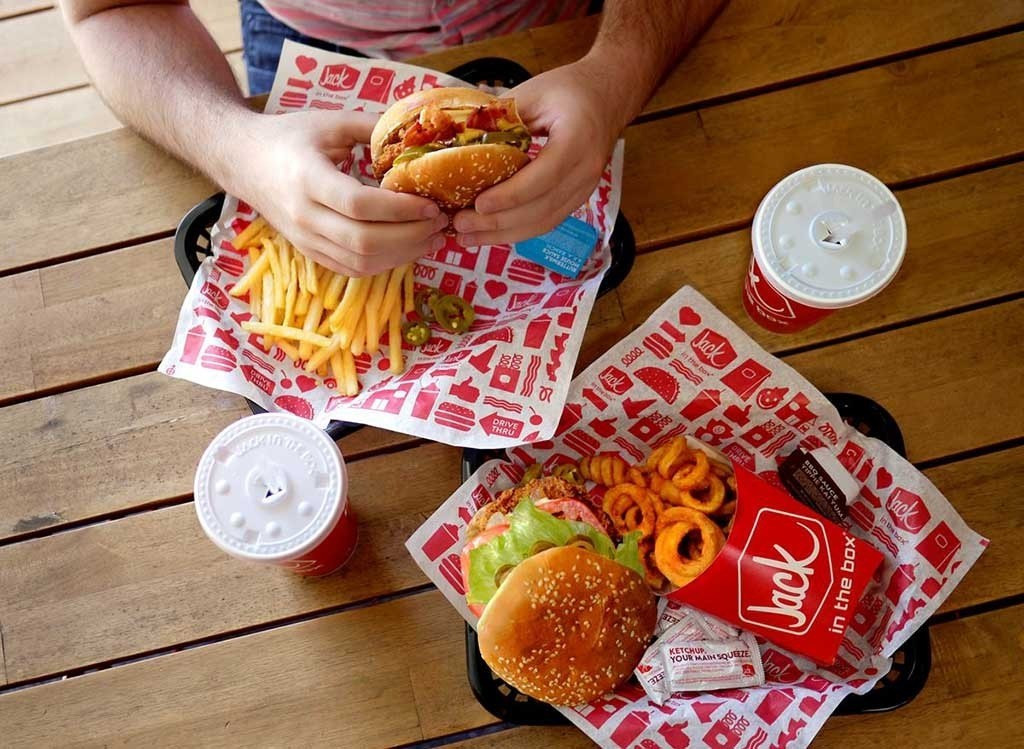 Healthy Jack In The Box Breakfast  Jack in the Box Menu The Best and Worst Items