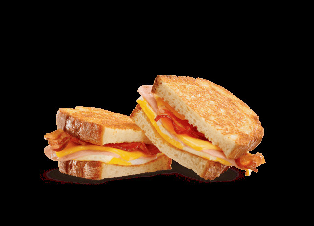 Healthy Jack In The Box Breakfast  Jack in the Box Grilled Breakfast Sandwich Review Review