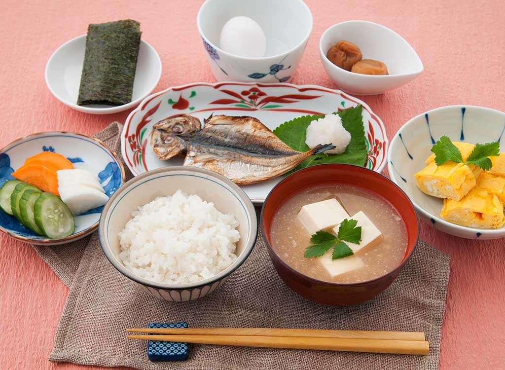 Healthy Japanese Breakfast  10 Healthy Breakfast Ideas from Around the World
