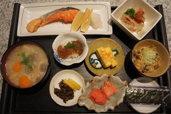 Healthy Japanese Breakfast  Festive events of Japanese culture